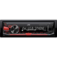 Estereo Para Auto Reproductor Fm Am Usb Jvc Audio Kdx 230
