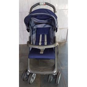 Carrinho Para Bebê Burigotto Linea Aluminium (usado) Top