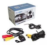 Camera De Re Carro Universal Borboleta Roadstar Rs121br