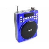 Altavoz Portatil Megafono, Bluetooth Ademas