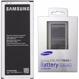 Bateria Pila Samsung Galaxy Note 4 N910 N910h N910c Original