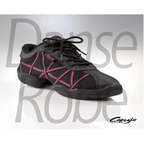 Zapatillas De Baile Capezio Ds19 Web Dansneaker