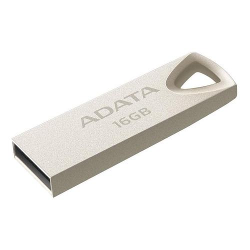 Memoria USB Adata UV210 16GB 2.0 plateado