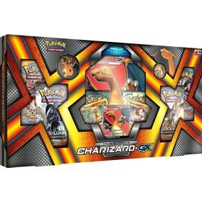 Box Pokemon Charizard Gx