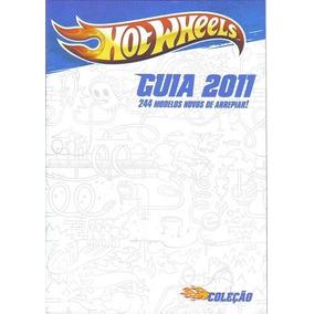 Livro Guia Hot Wheels 2011 Frete Grátis