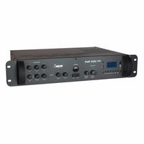Amplificador De Som Ambiente Profissional Pwm210vfm Gongo