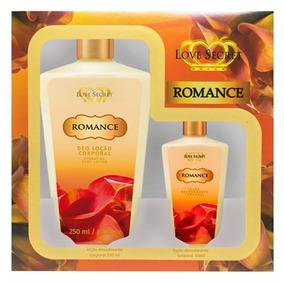 Desodorante Corpo E Banho Hidratante Love Secret Romance