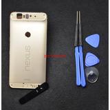 Nuevo Oem Huawei Google Nexus 6p Batería Cubierta Trasera