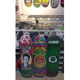 Tabla De Skate Century + Lija Yankee - 14 Modelos Distintos