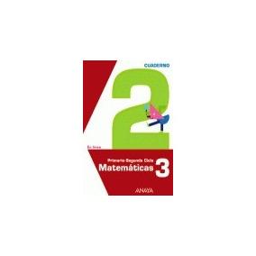 Matemáticas 3. Cuaderno 2. (en Línea); Luis Fer Envío Gratis