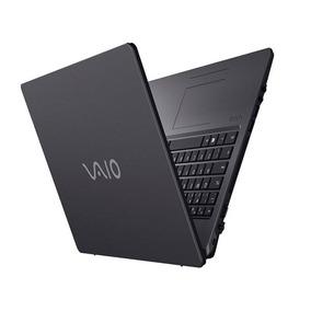 Notebook Vaio Fit 15s Intel Core I3 7ª Geração 15,6 4gb/1tb