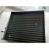 Condensador 1,5 E 2cv Tubo Em Cobre Aleta Alumínio Sem Coifa