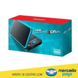 Nueva Nintendo 2ds Xl Ntscu Xuruguay
