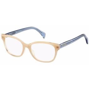 9fc2e47860e1b Armacao De Oculos Black Piano - Óculos De Grau Tommy Hilfiger no ...