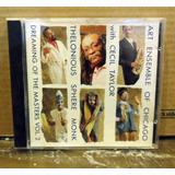 Art Ensemble Of Chicago Monk Dreaming Of Cd Usa 1991 Eureka