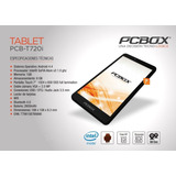Tablet Pcbox Pcb-t720i 7 Atom X3 C3130 Dualcore 1gb+8 -2cam