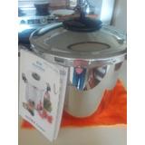 Olla De Presión Rena Ware Nutrex Cooker 8ltrs Nueva Original