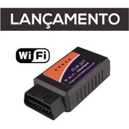 Mini Scanner Obd2 Diagnótisco Wifi iPhone