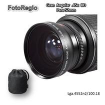 Lente Gran Angular Nikon D5000 D5100 D5200 D5300 D5500