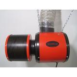 Extractor De Aire Turbina 90° C/ Filtro Indoor Mobygrow !!!