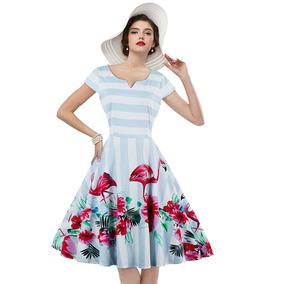 Zaful Vintage De Fiesta Vestido De Mujer