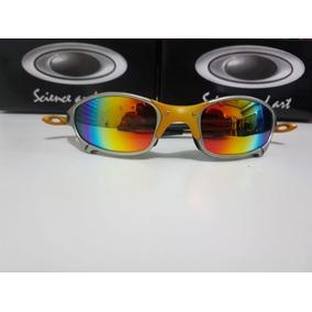 Lupa 24k Rosa De Sol Oakley - Óculos De Sol Oakley no Mercado Livre ... cccf213005