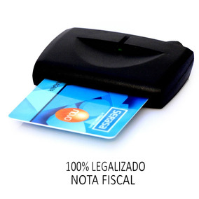 Leitor E Gravador De Smartcard Nonus P/ Certificado Digital