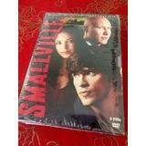 Dvd Smallville Terceira Temporada. Lacrado.