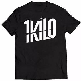 Camisa, Camiseta 1kilo, Rap Nacional, Banda De Rap