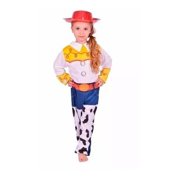 Jessie Disfraz Toy Story Dramatizacion Original Nt Educando