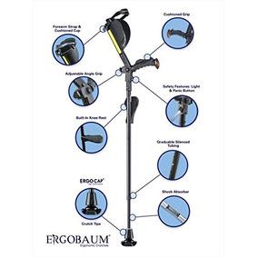 Ergobaum Ergobaum De Nueva Generación Muleta / Bastón Ergon