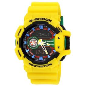 8c30fdede26 Relogio Casio G Shock Ga 400 9a Original Completo - Relógios no ...