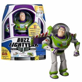 Buzz Lightyear Toy Story Habla Español Edición Colección