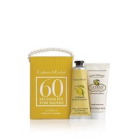 Crabtree & Evelyn Fix De 60 Segundos Para Manos, Citron, Ho