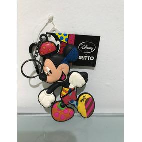 Chaveiro Mickey Chaveiro Romero Brito Disney
