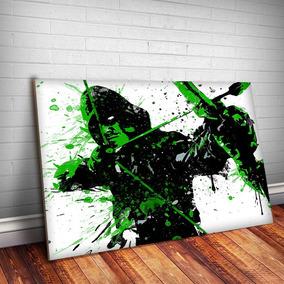 Placa Decorativa Arqueiro Verde 4