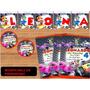 Kit Imprimible Mickey Mouse Aventuras Sobre Ruedas Invitació