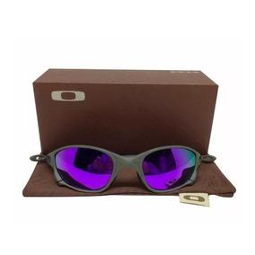 2352e86f7661b Saquinho Oakley Infinite Hero De Sol Juliet - Óculos no Mercado ...