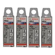 Broca Aço Rápido 9/64 C/40 Unidades Bosch 2608585441