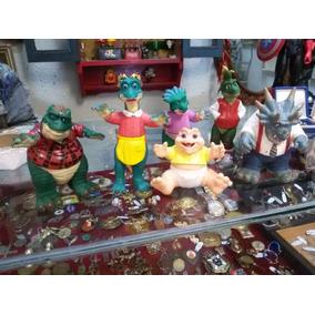 Boneco Familia Dinossauro Importados Perfeitos !!