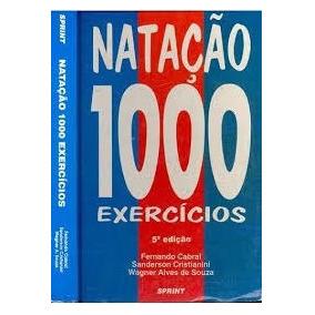 E-book 1000 Exercícios De Natação