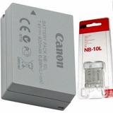 Bateria Nb-10l Original Para Câmera Canon Sx40 Sx50 G1x G15