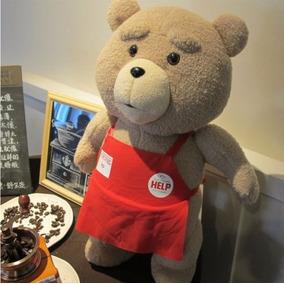 Urso Pelúcia Filme Ted 2 - 46cm! - Cosplay Anime