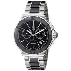 Reloj Tag Heuer Cah1210.ba0862 Plateado
