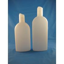 Envase De Plastico De 500ml Victoria Y Suavi Natrual C/tapa