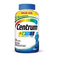 Centrum Multivitamínico 250 Tablets Original - Homem