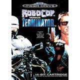 Juego Robocop Vs Terminator Sega Genesis Palermo Z Norte