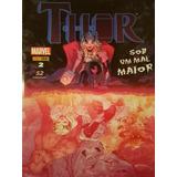 Revista Thor Quadrinhos Marvel Panini Comics