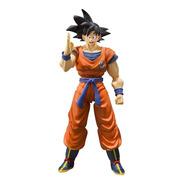 Boneco Sh Figuarts Son Goku 2.0 Dragon Ball Normal Lacrado