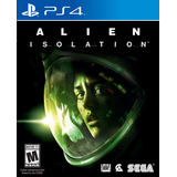 Ps4 Alien: Isolation Nuevo Y Sellado - Entrega Inmediata